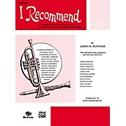 Alfred I Recommend Bassoon