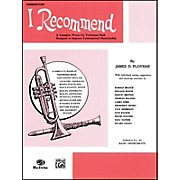 Alfred I Recommend Conductor (Piano)