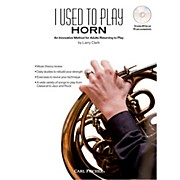 Carl Fischer I Used to Play French Horn (Book + CD)