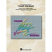 Hal Leonard I Want You Back - Young Jazz Ensemble Series Level 3