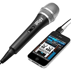 IK MULTIMEDIA iRig Mic (IP-IRIG-MIC-IN)