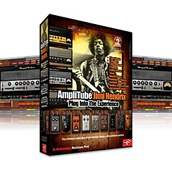 IK Multimedia IK AmpliTube 2 Jimi Hendrix Software Download (1049-22)
