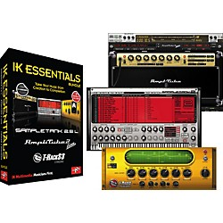 IK Multimedia IK Essentials Software Bundle (CB-ES-HCD-IN)