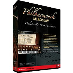 IK Multimedia Miroslav Philharmonik Orchestra Virtual Instrument Workstation (MP-PLUG-HCD-IN)