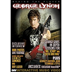 IMV George Lynch Behind the Player DVD (89-32802)