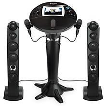 The Singing Machine ISM1060BT Hi-Def Pedestal Karaoke System
