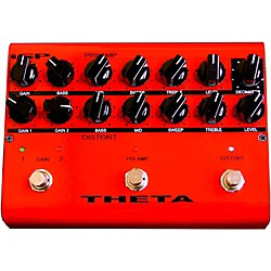 ISP Technologies Theta Floor Pre Amp Pedal for Guitar (THETAPEDAL)