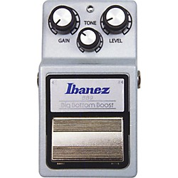 Ibanez 9 Series BB9 Big Bottom Boost Guitar Effects Pedal (BB9)