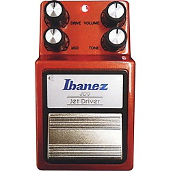 Ibanez 9 Series JD9 Jet Driver Overdrive Guitar Effects Pedal (JD9)