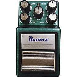 Ibanez 9 Series TS9B Bass Tube Screamer Overdrive Bass Effects Pedal (TS9B)