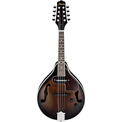 Ibanez A-Style Acoustic-Electric Mandolin (M510EDVS)