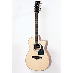Ibanez AC300ECENT Artwood Grand Concert Cutaway Acoustic-Electric Guitar (USED006006 AC300ECENT)