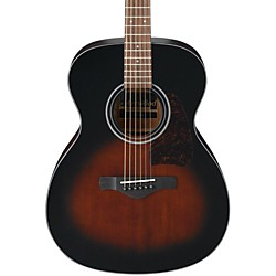 Ibanez AC400 Artwood Solid Top Grand Concert Acoustic Guitar (AC400DVS)