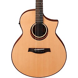 Ibanez AEW14LTD4 Limited Edition Acacia Exotic Wood Acoustic-Electric Guitar (AEW14LTD4)