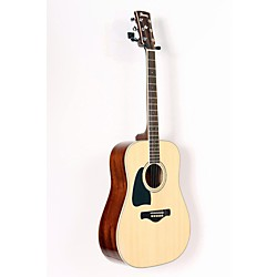 Ibanez AW300 Artwood Solid Top Dreadnought Left-Handed Acoustic Guitar (USED005007 AW300LNT)