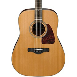 Ibanez AW450NT Artwood Solid Top Dreadnought Acoustic Guitar (AW450NT)
