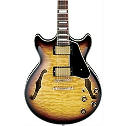 Ibanez Artcore Expressionist AM93 Semi-Hollow Electric Guitar (AM93AYS)