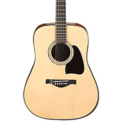 Ibanez Artwood Series AW3000WC Solid Top Acoustic Guitar (AW3000WCNT)
