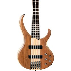 Ibanez BTB675 BTB 5-String Electric Bass Guitar (BTB675NTF)