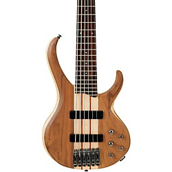 Ibanez BTB676 BTB 6-String Electric Bass Guitar (BTB676NTF)