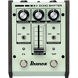 Ibanez Echo Shifter Analog Delay with Modulation Guitar Effects Pedal (ES2)