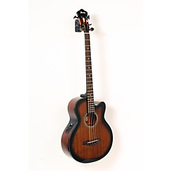 Ibanez Exclusive Acoustic-Electric Bass (USED006004 AEB10BBEDVS)