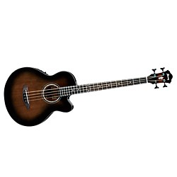 Ibanez Exclusive Acoustic-Electric Bass (AEB10BBEDVS)