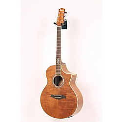 Ibanez Exotic Wood Series EW20FHE Acoustic Electric Guitar (USED005004 EW20FHENT)