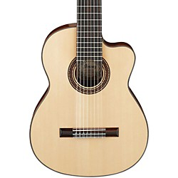 Ibanez G208CWCNT Solid Top Classical Acoustic 8-String Guitar (G208CWCNT)