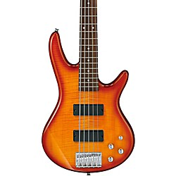 Ibanez GSR205FM 5-String Electric Bass (GSR205FMAMB)