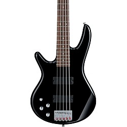 Ibanez GSR205L Left-Handed 5-String Electric Bass Guitar (GSR205BKL)