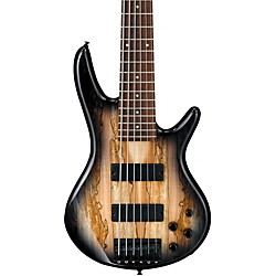 Ibanez GSR206SM 6-String Electric Bass Guitar (GSR206SMNGT)