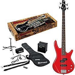 Ibanez IJXB150B Jumpstart Bass Package (IJXB150BRD)