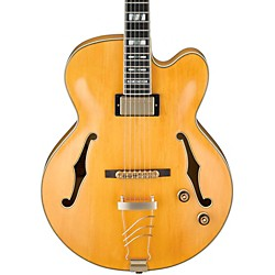 Ibanez Ibanez PM Pat Metheny Signature Hollowbody Electric Guitar - Antique Amber (PM2AA)