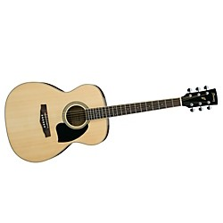 Ibanez Performance Series PC15 Grand Concert Acoustic Guitar with Case (PC15WCNT)