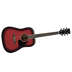 Ibanez Performance Series PF15 Dreadnought Acoustic Guitar (PF15TRS)