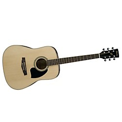 Ibanez Performance Series PF15 Dreadnought Acoustic Guitar with Case (USED004000 PF15WCNT)