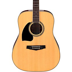 Ibanez Performance Series PF15 Left Handed Dreadnought Acoustic Guitar (PF15LNT)