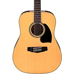 Ibanez Performance Series PF1512 Dreadnought 12-String Acoustic Guitar (PF1512NT)
