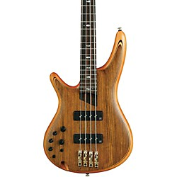 Ibanez SR1200E Left-Handed Premium 4-String Electric Bass (SR1200EVNFL)