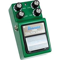 Ibanez TS9DX Turbo Tube Screamer Effects Pedal (TS9DX)