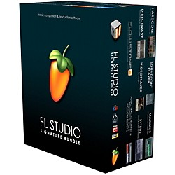 Image Line FL Studio 11 Signature Bundle (31858)