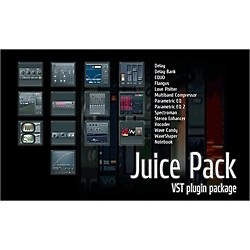Image Line Juice Pack Software Download (1035-98)