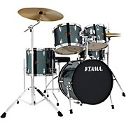 Tama Imperialstar 5-Piece Complete Kit with Meinl HCS Cymbals and 18 in. Bass Drum