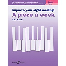 Alfred Improve Your Sight-Reading! Piano: A Piece a Week, Grade 1 Early Elementary