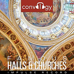 Impulse Record Convology Famous Halls & Churches Software Download (1044-3)