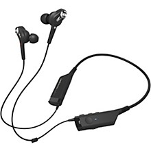 Audio-Technica In-Ear Neck Worn Noise Cancelling and Bluetooth Headphones