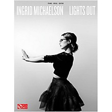 Cherry Lane Ingrid Michaelson - Lights Out for Piano/Vocal/Guitar