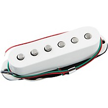 DiMarzio Injector Bridge White Extra Black Cover