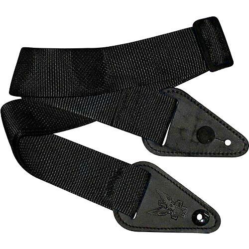 Clayton Inner-Lock Nylon Strap Black